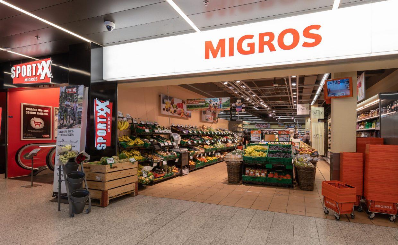 Migros Rapperswil Zentrum