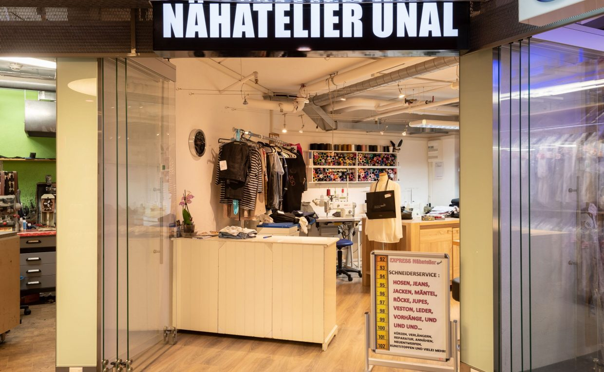 Naehatelier Unal