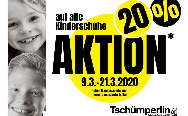 Aktion Kinderschuhe F20mitDatum